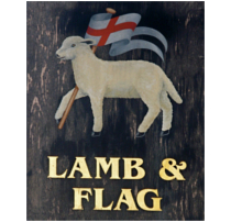 Lamb and Flag, St Giles